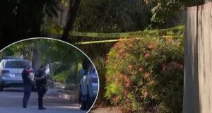 Justin Goss Glendale man attacks ex girlfriend