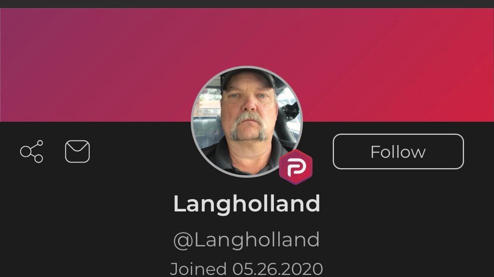 Lang Holland Marshall police chief