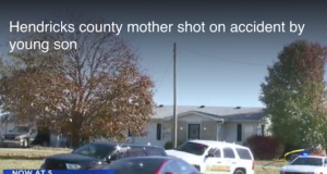 Hendricks County mother shot