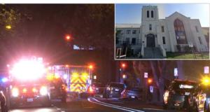 San Jose Grace Baptist Church stabbing