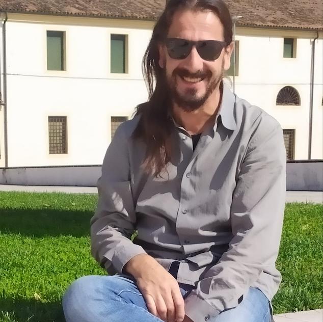 Alessandro Pontin Italian father