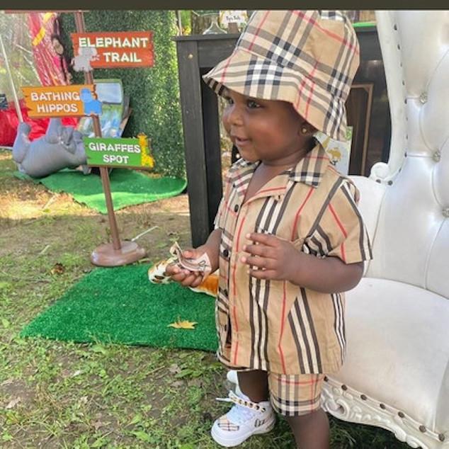 Carmelo Duncan Washington D.C toddler shot dead