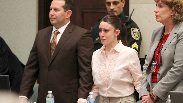Casey Anthony private investigation