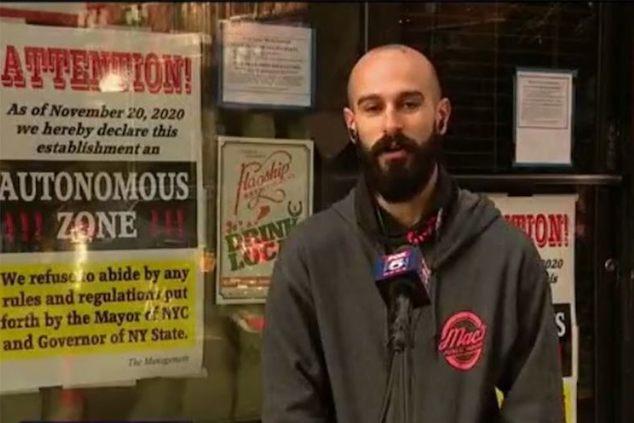 Danny Presti Staten Island bar owner