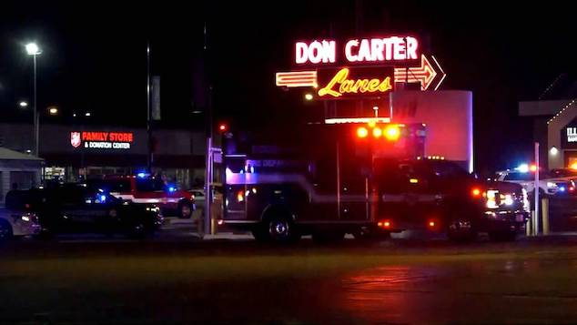 Don Carter Lanes shooting
