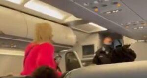 Frontier Airlines Karen