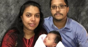 Jijo George Chicago airport worker crushed to death