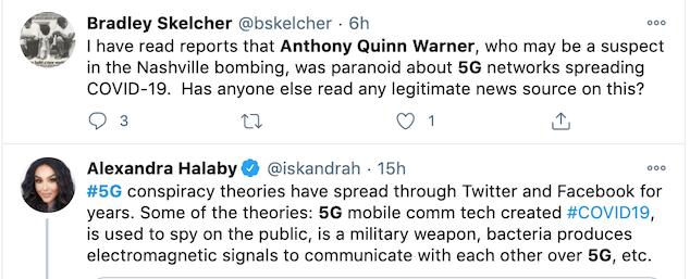 Anthony Quinn Warner 5G
