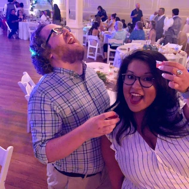 Stephanie Lynn Smith Lubbock Texas bride to be