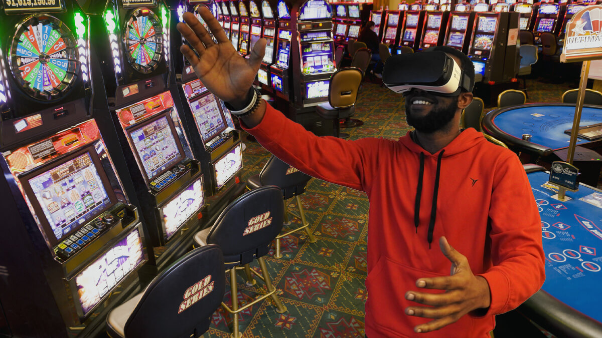 Virtual Reality Gambling