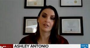 Ashley Antonio Edmonton Long COVID
