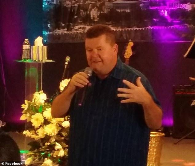 Bob Bryant Fontana pastor