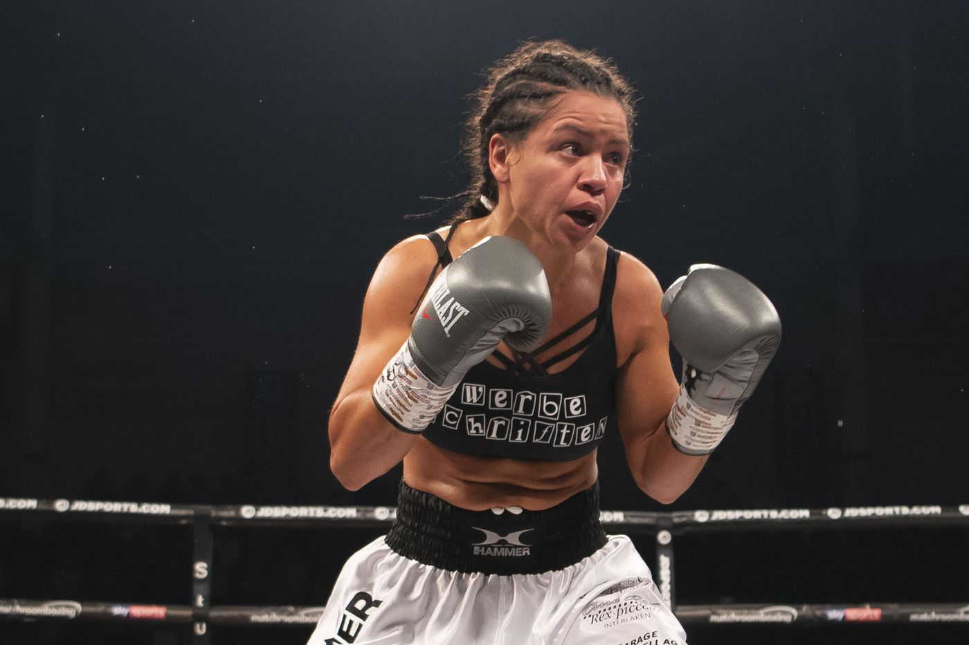 Brazil Pro female boxer suspected beating husband to death