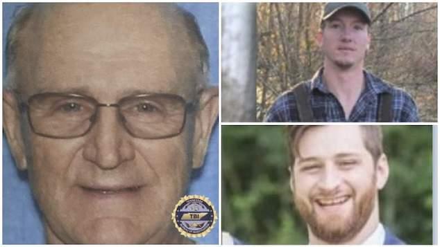 David Vowell Tennessee man found dead.