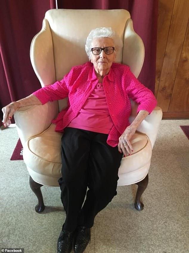 Last America Civil War widow dead