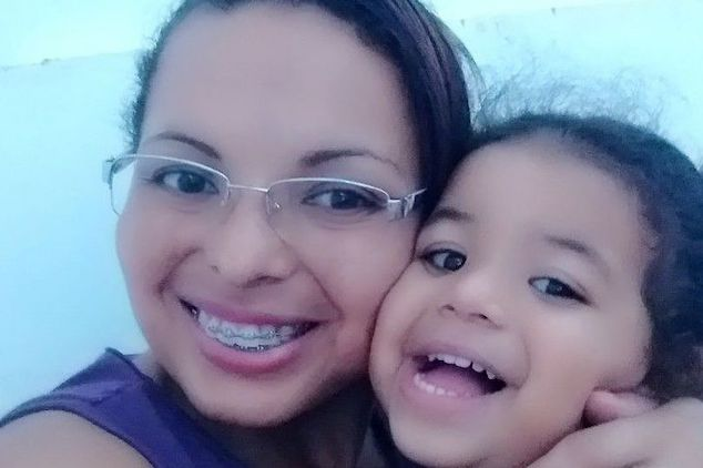 Josimare Gomes da Silva Brazilian mother kills 5 year old daughter