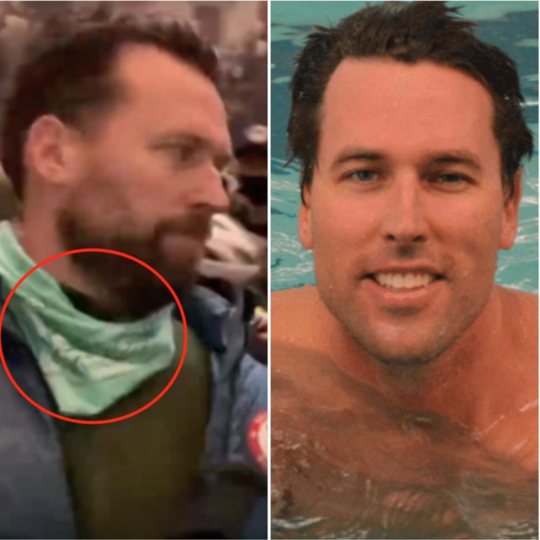 Klete keller capitol riot swimmer