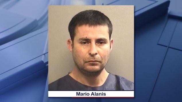 Mario Alanis Arlington Texas