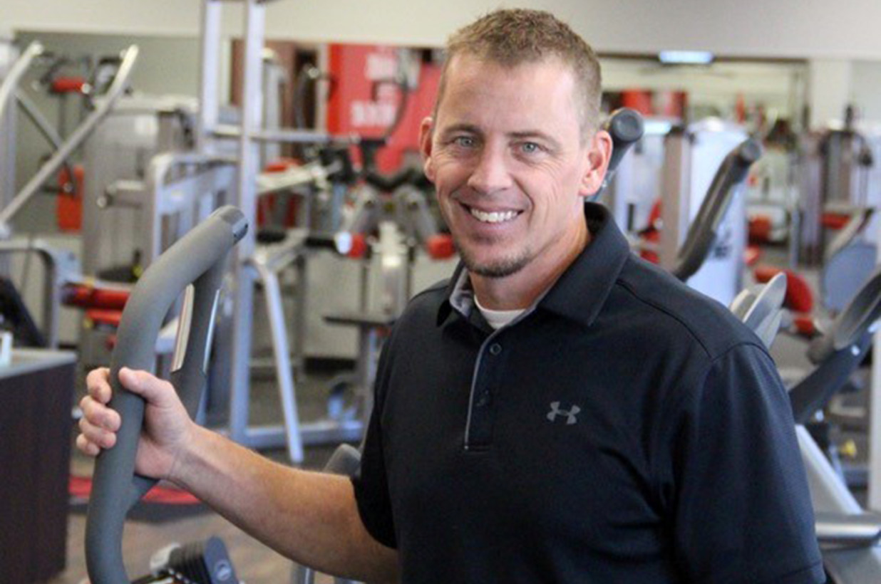 Randy Roiger gym owner