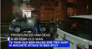 Dayquan Dubose Bedford Stuyvesant machete attack