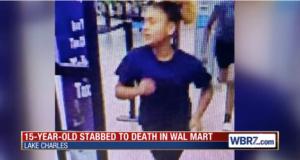 Lake Charles Walmart stabbing
