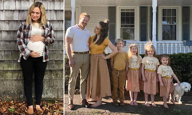 Emily Mitchell the Hidden Way Instagram pregnant blogger