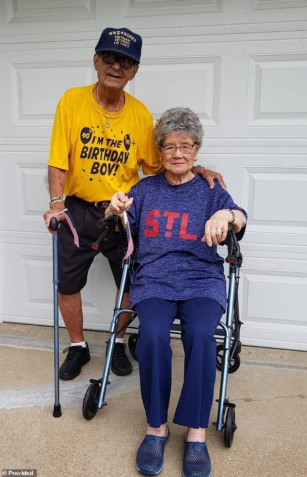 Frank & Masako 'Terry' Martinez