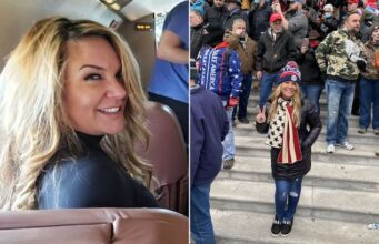 Jenna Ryan Frisco Texas realtor Capitol rioter arrested & charged