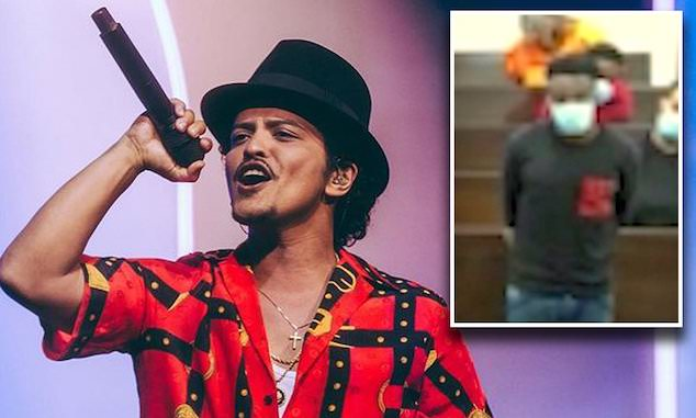 Bruno Mars Catfishing scams Tx woman $100K