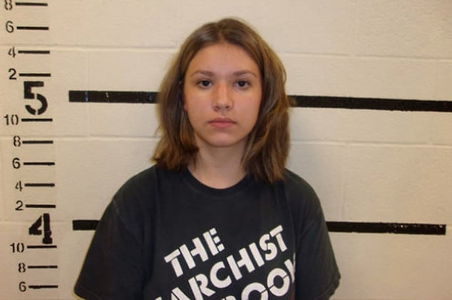 Alexis Dawn Wilson probation