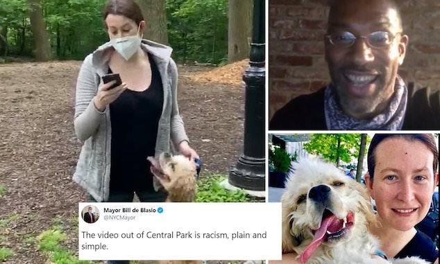 Amy Cooper Central Park Karen charges dismissed
