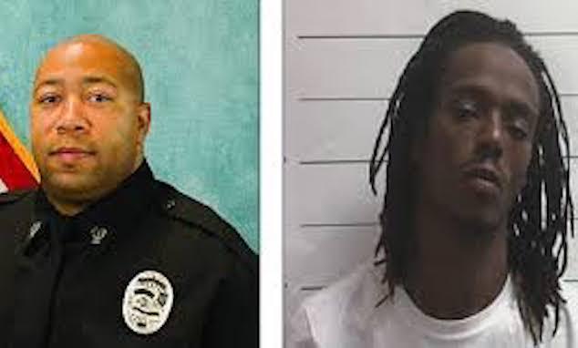 Martinus Mitchum Louisiana police officer