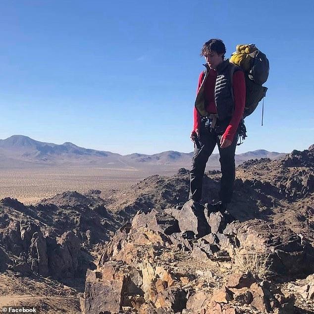 Justin Ibershoff Los Angeles climber