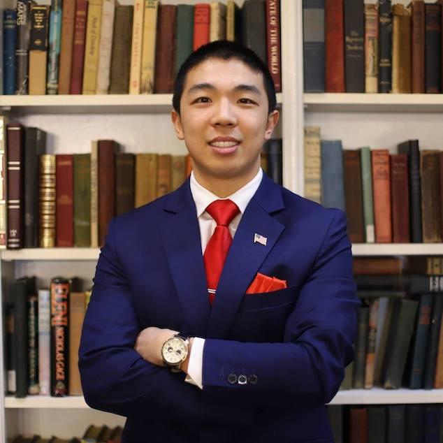 Kevin Jiang Yale grad student