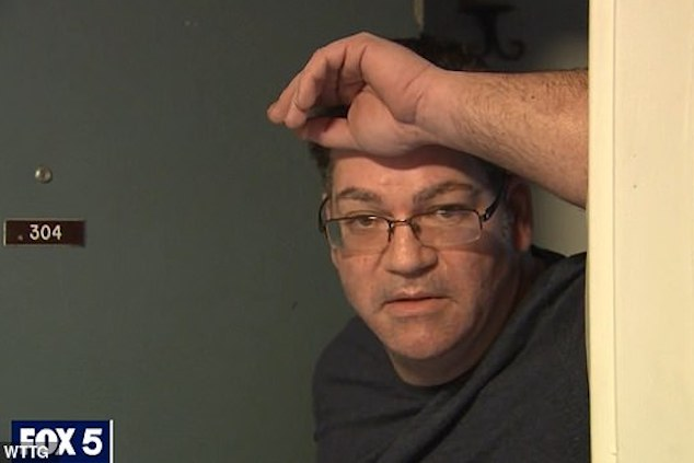 Marc Shack Maryland teacher's aide