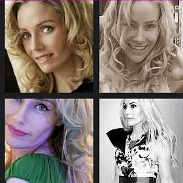 Rebecca Landrith model