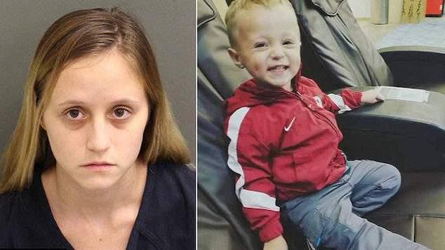 Victoria Toth Orlando mom pleads guilty to sucker punch death of son