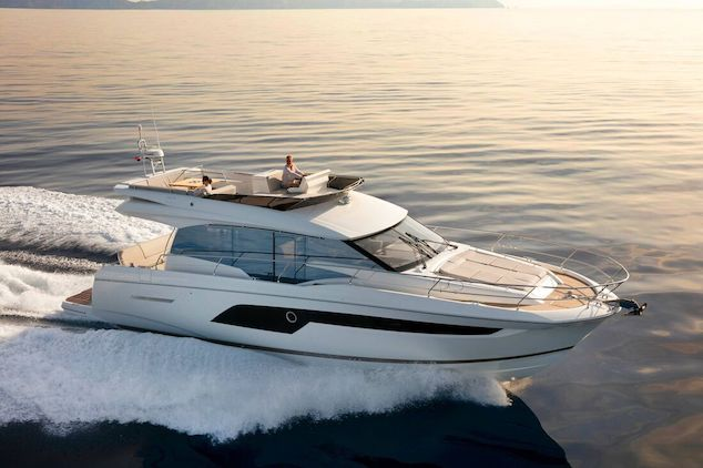 buying a new boat