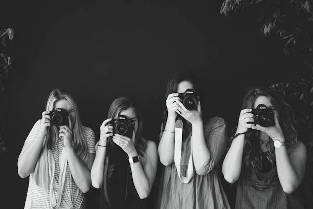 beginner photographers