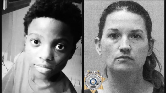 Janet Irvin Loreauville Louisiana woman & Quawan Charles