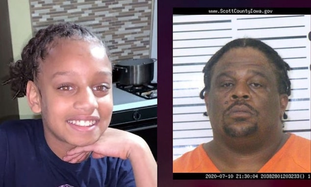 Breasia Terrell missing Davenport, Iowa girl remains found