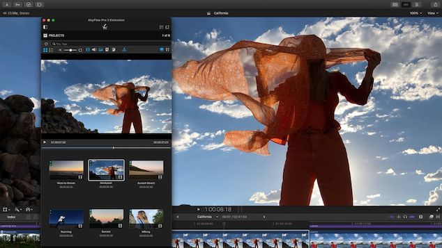 Video Production Software for Editing