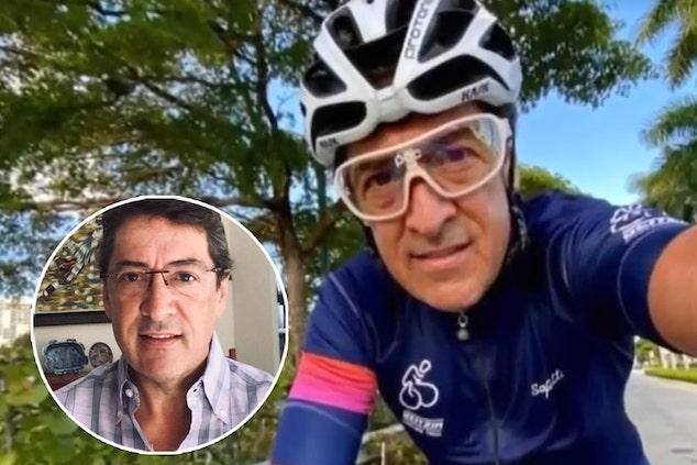 Fred Medina Miami bicyclist killed