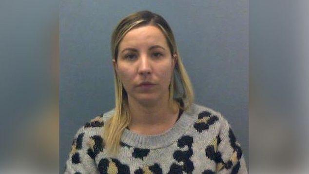 Kandice Barber sentenced