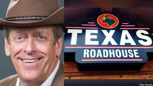Kent Taylor Texas Roadhouse suicide