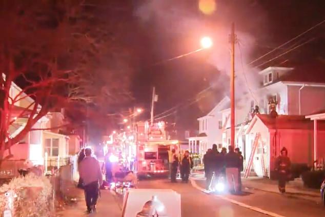 Michael & Ty-Yon Rosario Paulsboro NJ house fire