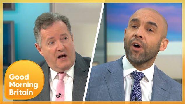 Piers Morgan quits Good Morning Britain