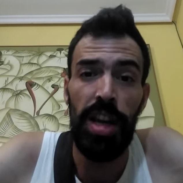 Spanish rapper chopped off British man penis