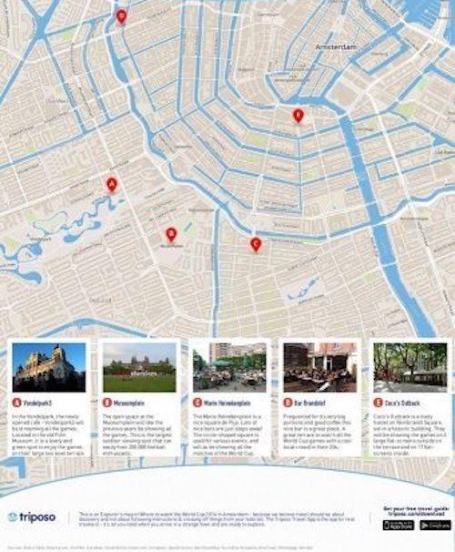 Triposo World Travel Guide App