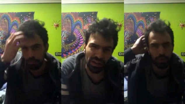 Spanish rapper chops off British man penis